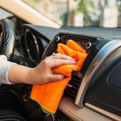 Lavado interior carro
