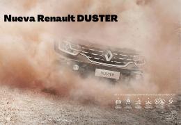 Nueva Renault DUSTER 1.3 TURBO